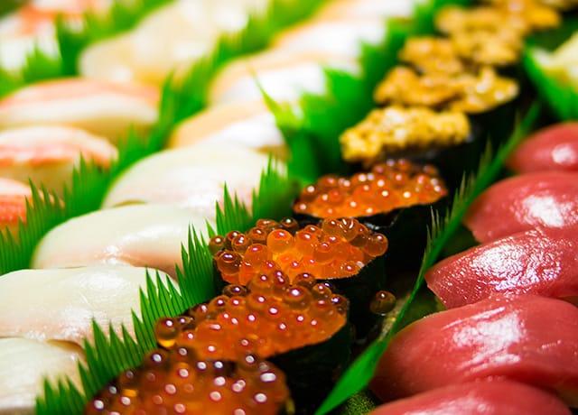 一貫 カロリー 寿司
